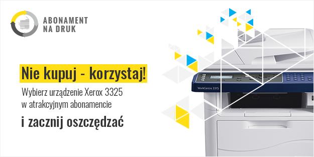f10407b27a080a Tylko teraz możesz oszczędzić nawet 50% kosztów druku z usługą Abonament na  druk.