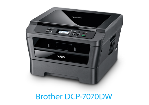 Brother DCP-7070DW