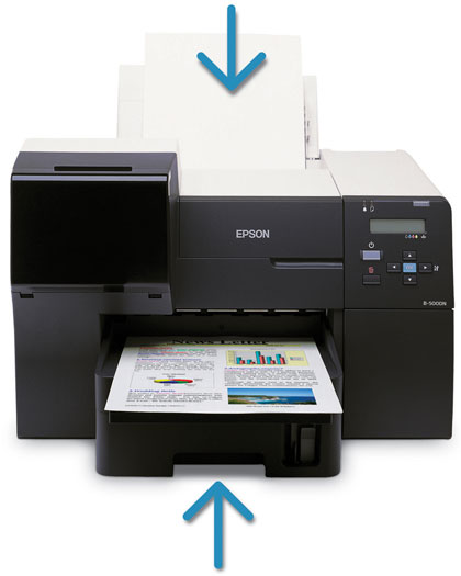 Epson Businessinkjet B-500DN