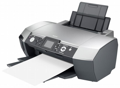 Epson Stylus Photo R340
