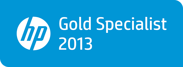 HP Gold Specialist