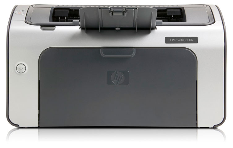 Install Drivers For Hp Laserjet P1006