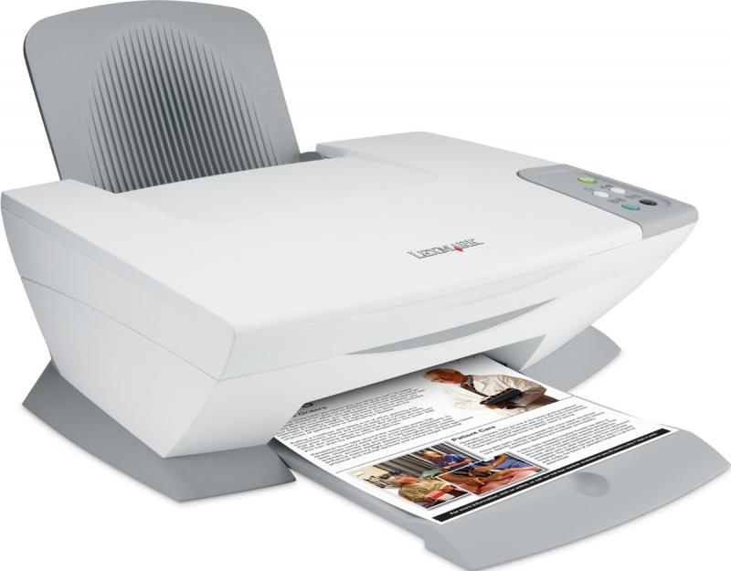 Скачать Драйвер Для Принтера Lexmark X1270 Для Windows 7 - фото 2