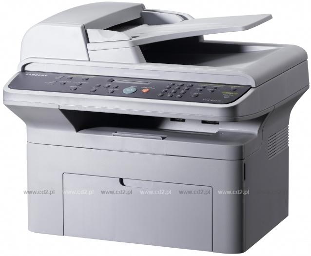 Scx-4x21 printer