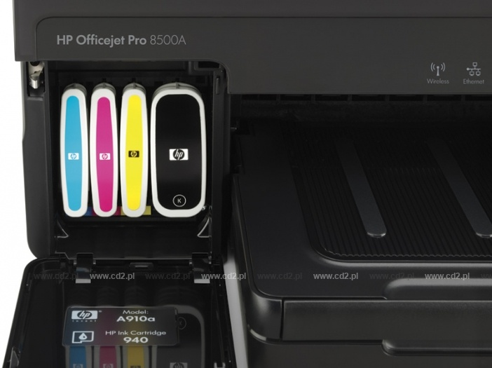 Hp officejet pro 8500 full feature software and