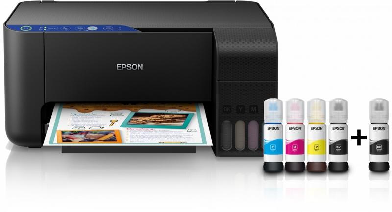 Groovy Centrum Druku - wybór specjalistów - Epson EcoTank L3151 (C11CG86406) BX31